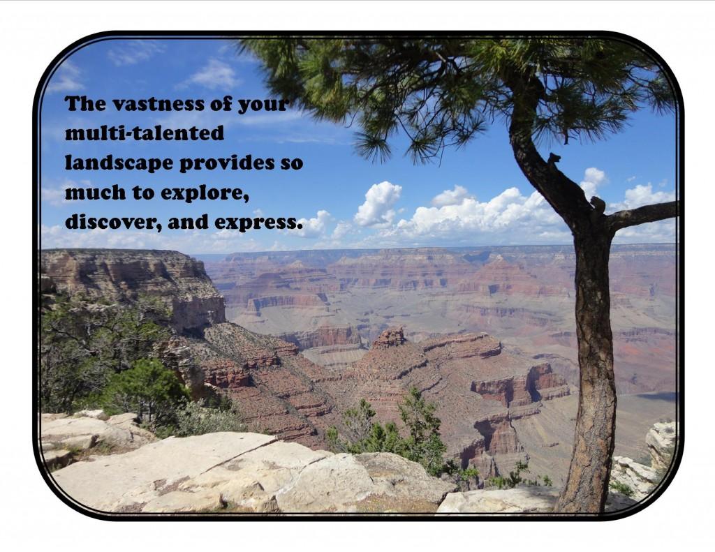 vast landscape