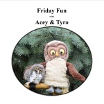 Busy Brain with Acey & Tyro